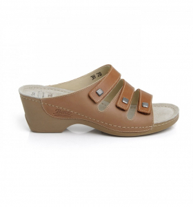 Papuci piele BATZ Manna2