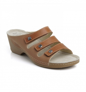 Papuci piele BATZ Manna0