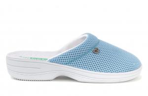 Papuci confortabili EcoBio 201149 Albastru2
