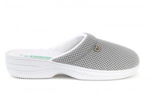 Papuci confortabili EcoBio 201149 Gri2