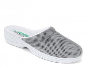 Papuci confortabili EcoBio 201149 Gri0