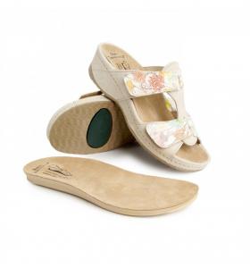 Papuci piele naturala Imola1