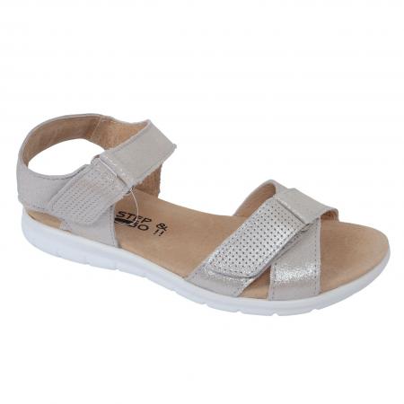 Sandale confortabile B826274 Pewter0
