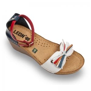 Sandale confortabile Leon 1025 Tomy0