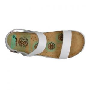 Sandale confortabile Leon 920 Alb4