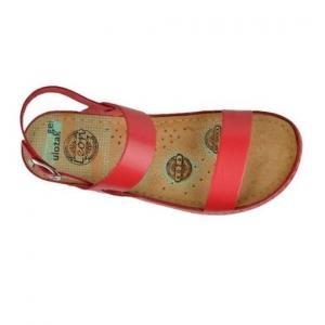 Sandale confortabile Leon 920 Rosu4