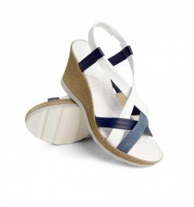 Sandale confortabile  Miami EX1N2 Jeans2