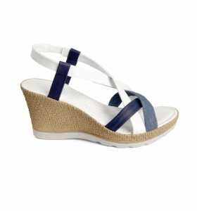 Sandale confortabile  Miami EX1N2 Jeans1