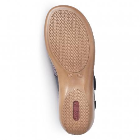Sandale din piele naturala Rieker 65989-14 [7]
