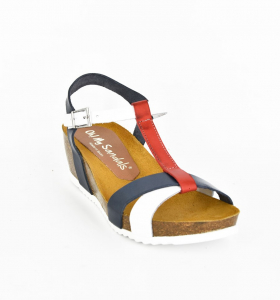 SANDALE Oh My Sandals Navy OMS 44012