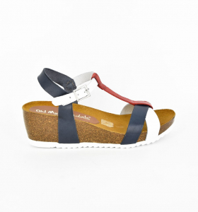 SANDALE Oh My Sandals Navy OMS 44010