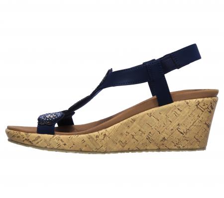 Sandale Skechers BEVERLEE - DATE GLAM 119010-NAVY3