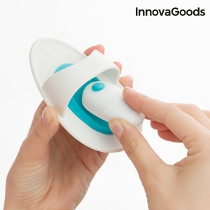 Tampon exfoliant electric4