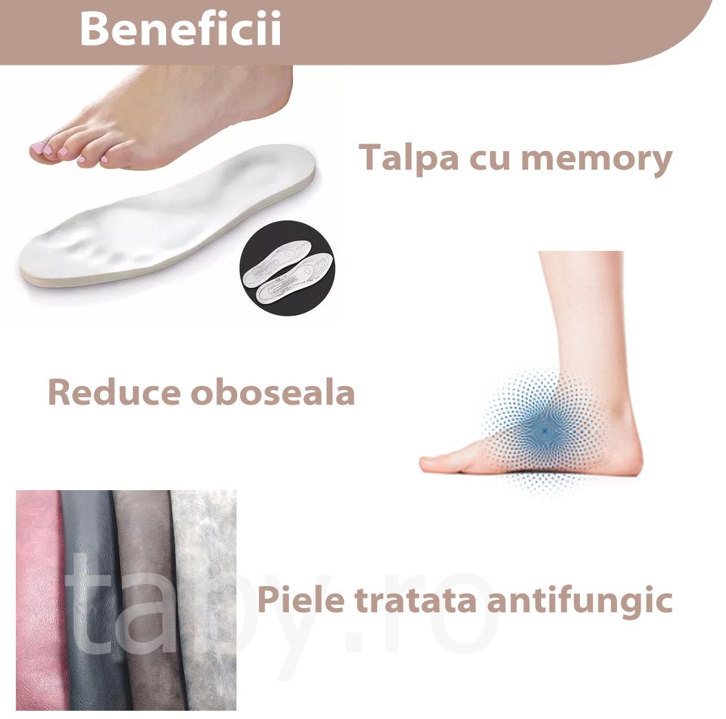 Beneficii pantofi