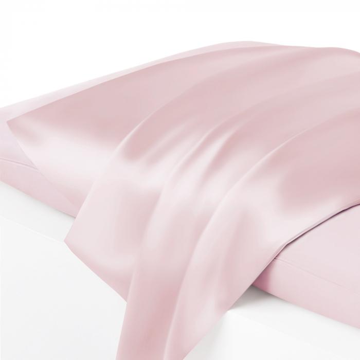 fata de perna matase roz [2]