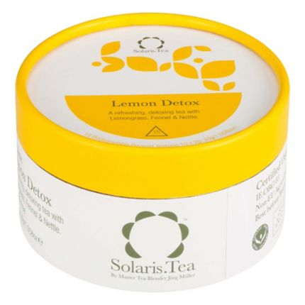 Ceai Solaris Lemon Detox 0