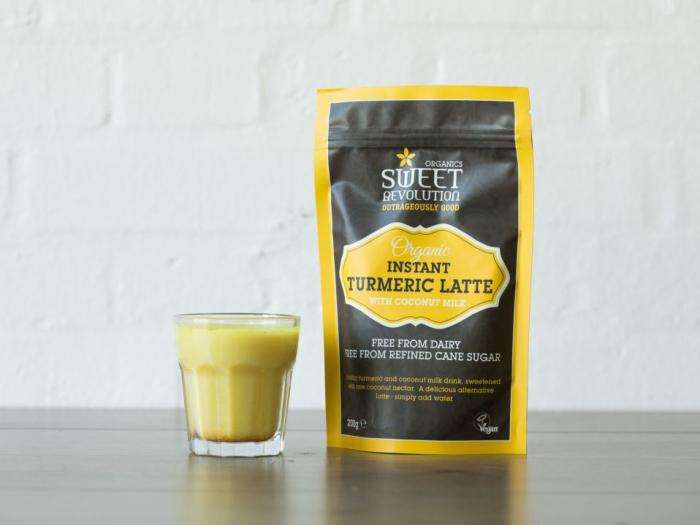 Turmeric Latte Organic 1