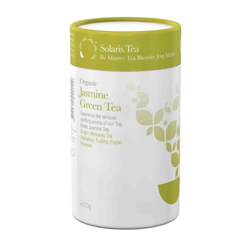 Solaris jasmin green cutie cilindrica 100 gr 0