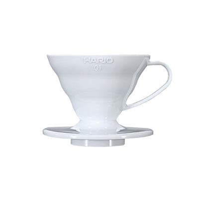 DRIPPER DE CAFEA PENTRU V60 - 01 ALB 0