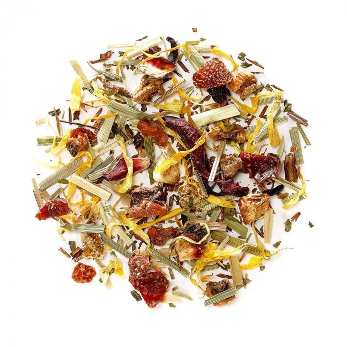 Ceai Organic Fructe de Padure [0]