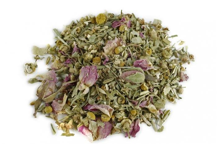 Ceai Organic Musetel Frunze Cilindru 50gr 1