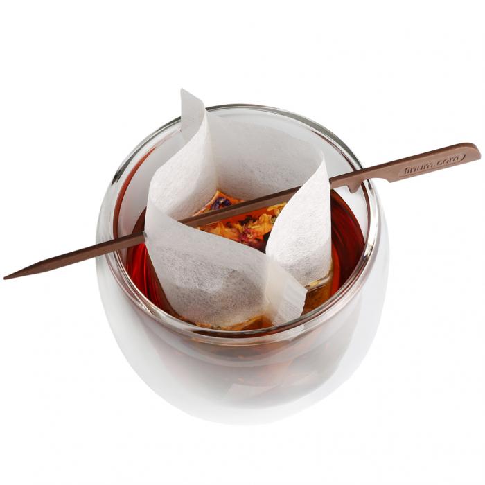 Filtre ceai Finum - 40 bucăți 1