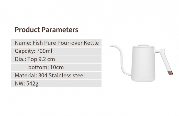 Kettle Fish Pure Timemore 11