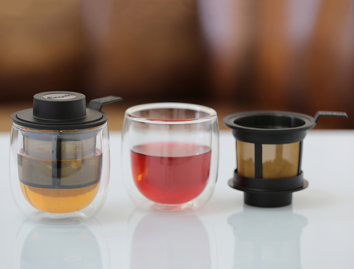 FINUM Pahar sticla dublu 200 ml 1