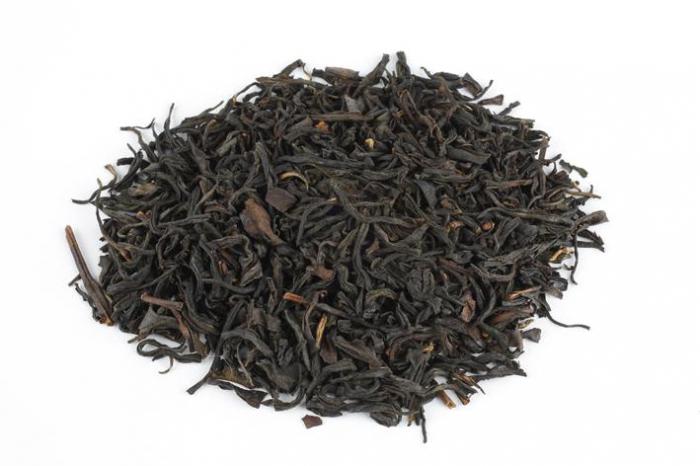 Ceai Solaris Lapsang Suchong Organic 1