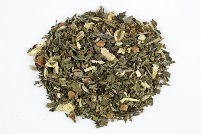 Ceai Organic Menta Frunze Cilindru 50gr 1