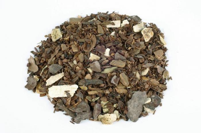 Ceai Organic Rooibos Cacao Chai Frunze Cilindru 50gr 1