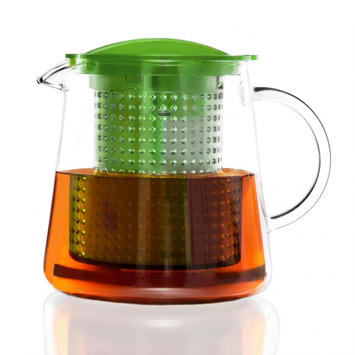 FINUM Infuzor de ceai 0.8L 2