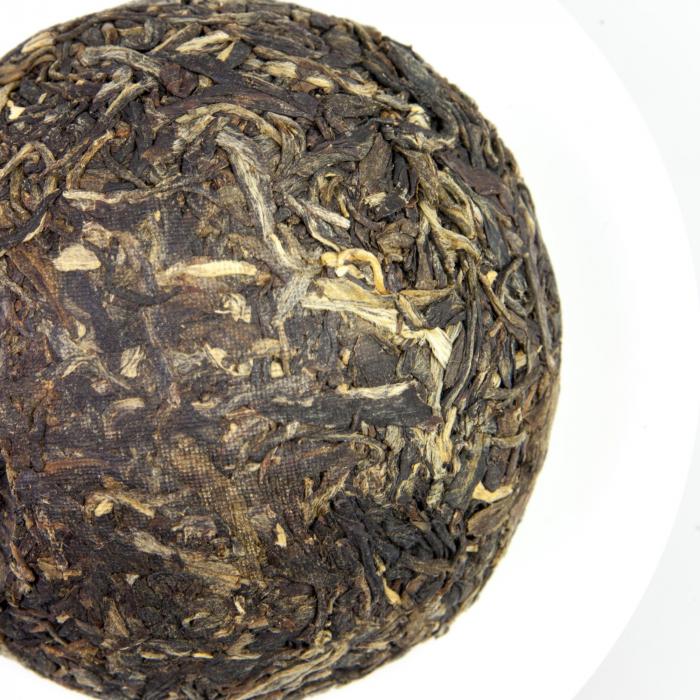 Ceai de specialitate Sheng Raw Xiaguan Tuo 0
