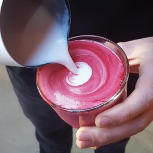 Barista Blend Beetroot Latte Organic 500g 1