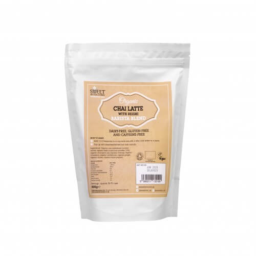 BARISTA BLEND Chai Latte cu Reishi Organic 500g [0]