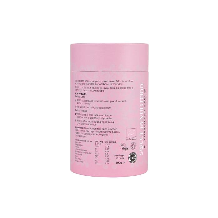Barista Blend Latte Sfecla cu Ghimbir - Organic 100gr [1]