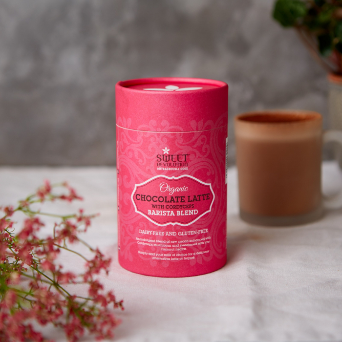 Barista Blend Organic Latte cu Ciocolata 100gr 2