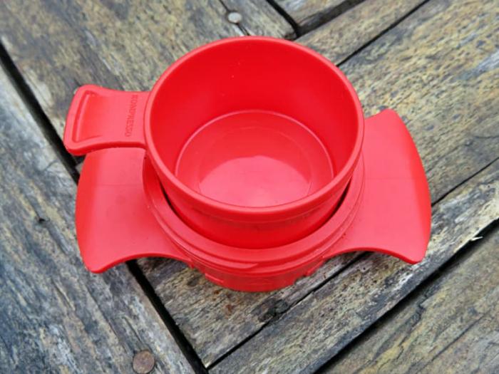 Lingura-tamper pentru Cafflano Kompresso 1