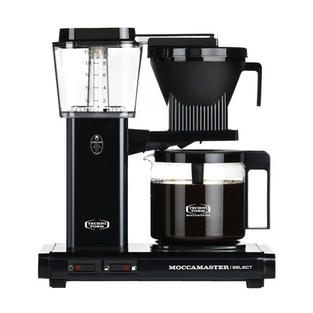 Cafetiera Moccamaster KBG Select - Negru [0]