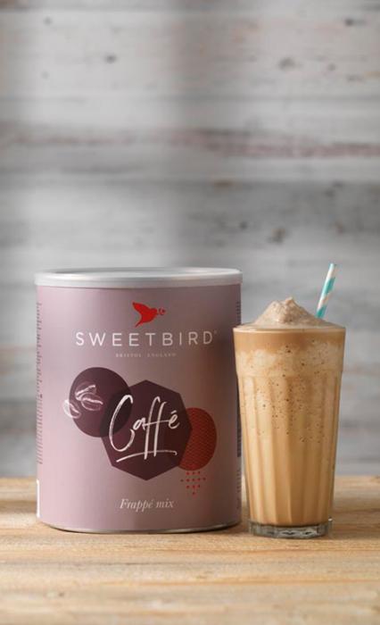 Sweetbird Caffé frappé (NON-DAIRY) [1]