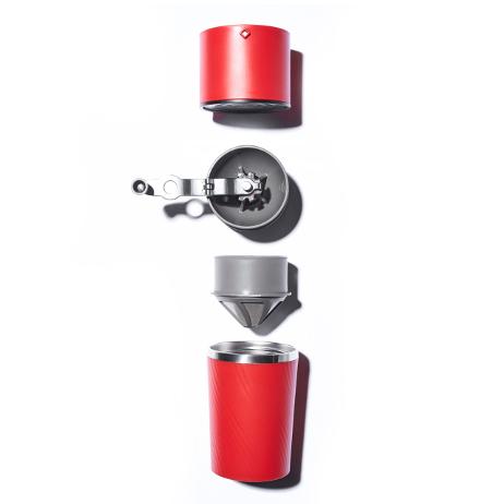 instrument alternativ de preparea a cafelei cafflano-klassic 11