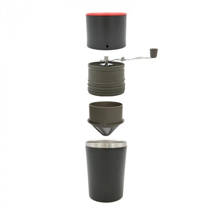 instrument alternativ de preparea a cafelei cafflano-klassic 12