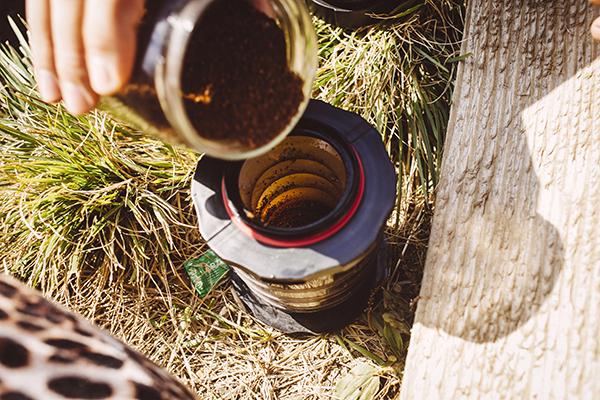 instrument alternativ de preparare a cafelei cafflano-kompact [9]