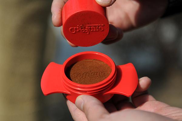 instrument alternativ pentru prepararea cafelei cafflano-kompresso 5