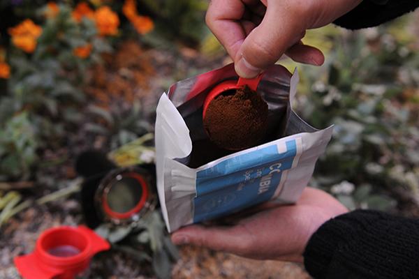 instrument alternativ pentru prepararea cafelei cafflano-kompresso 2