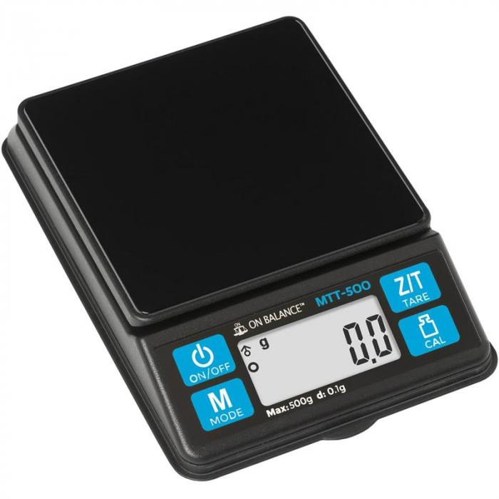 Cantar digital de buzunar MTT-500 On Balance 0