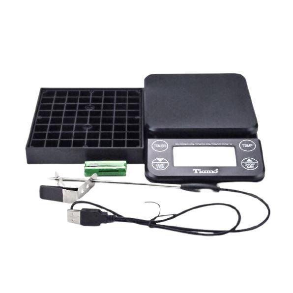 Cantar Digital Tiamo cu Timer si control al temperaturii [1]