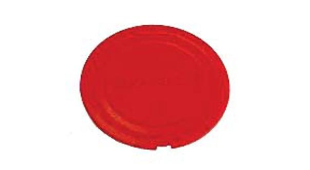 Capac rosu Logo pentru pistonul Cafflano Kompresso [0]