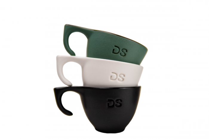 "CEAȘCĂ ESPRESSO ""DS"" 90ml DROPSHOT 0"