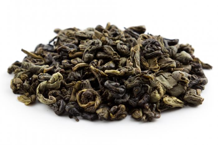 Ceai frunze Gunpowder Green Tea Solaris 0